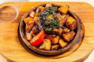 Грузинская кухня - Оджахури